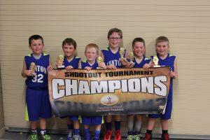 3rd Grade Champions - Canton