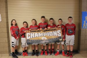 5th Grade Blue Division Champions - LeMars Black