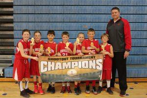 4th Grade Champions - Vermillion